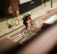 coursier autoentrepreuneur vélo