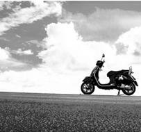 livreurs motos