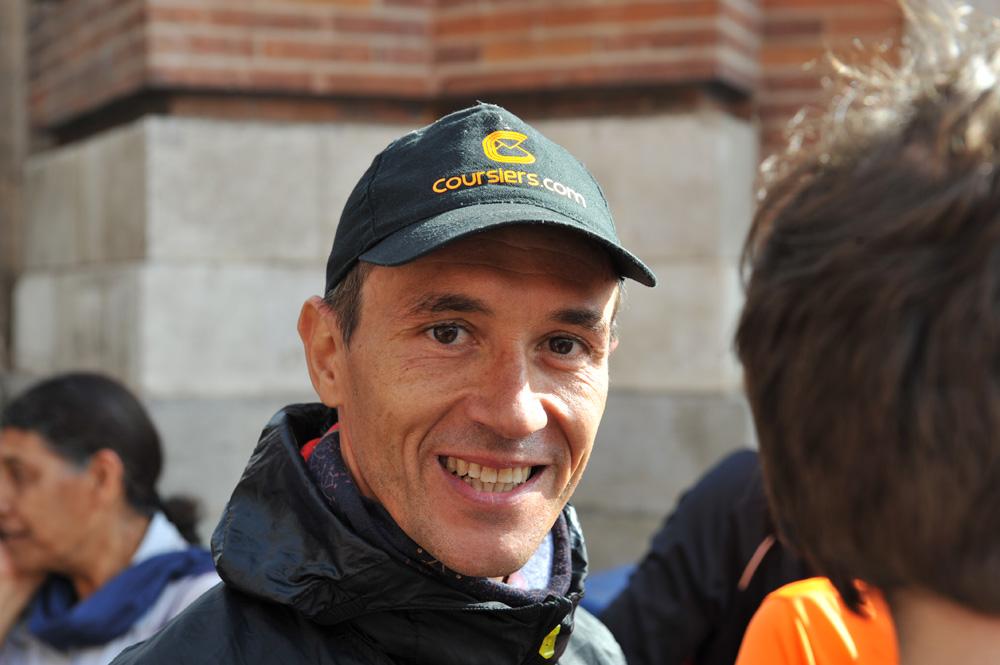 Sebastien Sicard sponsorisé par coursier.com