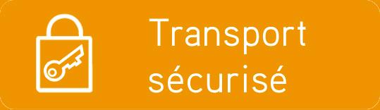 transport sécurisé
